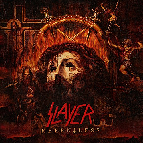 Repentless - Slayer - Musik - NUCLEAR BLAST - 0727361335908 - 11/9-2015
