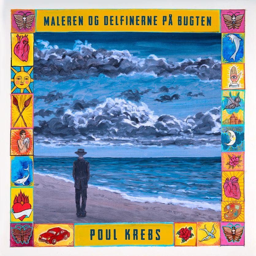 Maleren og Delfinerne På Bugten - Poul Krebs - Musik -  - 0602557575910 - 29/9-2017