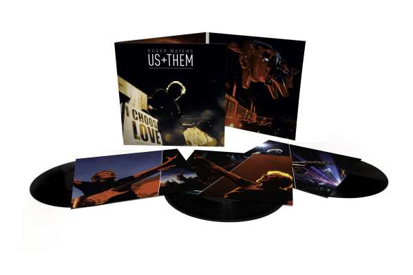 Us + Them - Roger Waters - Musik - COLUMBIA - 0194397076912 - 2/10-2020