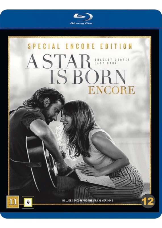A Star is born (Encore Edition) - A Star is Born - Film -  - 7340112748913 - 22/8-2019