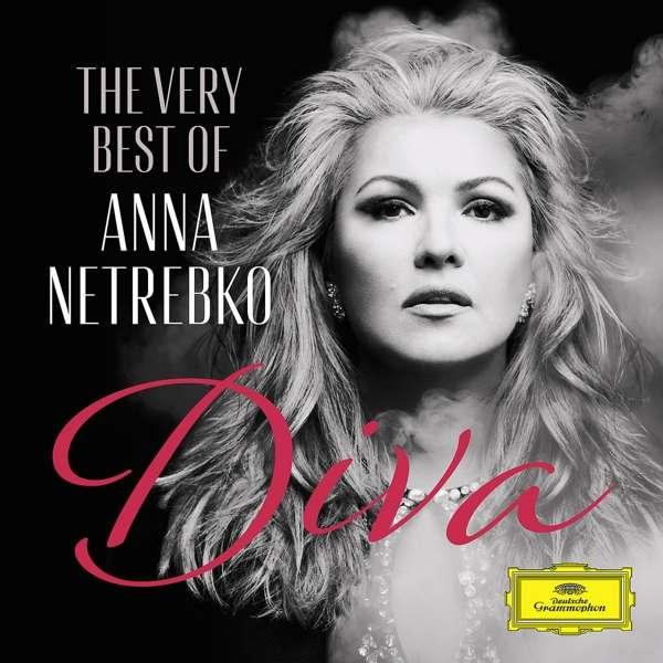 Diva - the Very Best of - Anna Netrebko - Musik - DEUTSCHE GRAMMOPHON - 0028948357918 - 26/7-2018