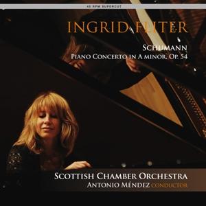 Piano Concerto in a Minor Op.54 -45rpm- - R. Schumann - Musik - LINN - 0691062055918 - 3/10-2016