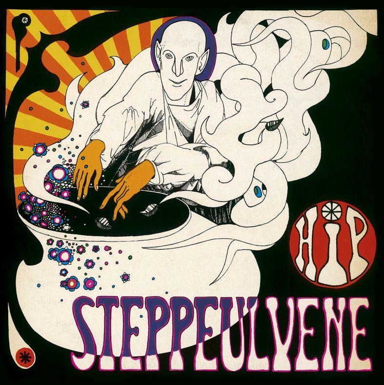 Hip + En Eftermiddag Med Steppeulvene - Steppeulvene - Musik -  - 5054196392918 - 19/1-2015
