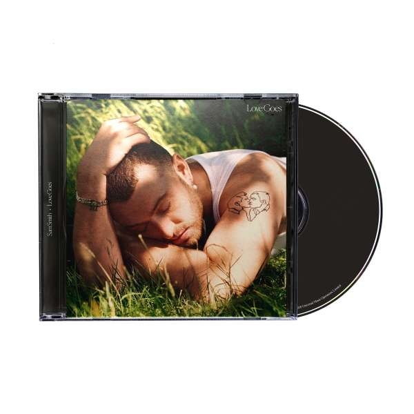 Love Goes - Sam Smith - Musik - CAPITOL - 0602507382919 - 30/10-2020