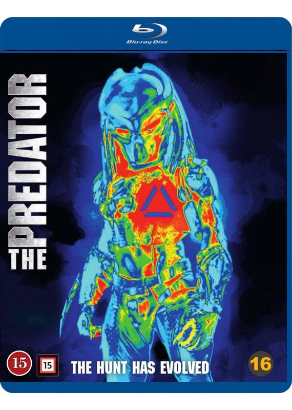 The Predator -  - Film -  - 7340112746919 - 31/1-2019