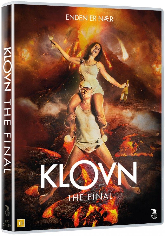 Klovn - The Final -  - Film -  - 5708758724920 - 7/5-2020