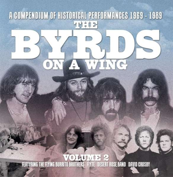 Byrds on a Wing Volume 2 - V/A - Musik - SOUND STAGE - 5294162604922 - 28/6-2019