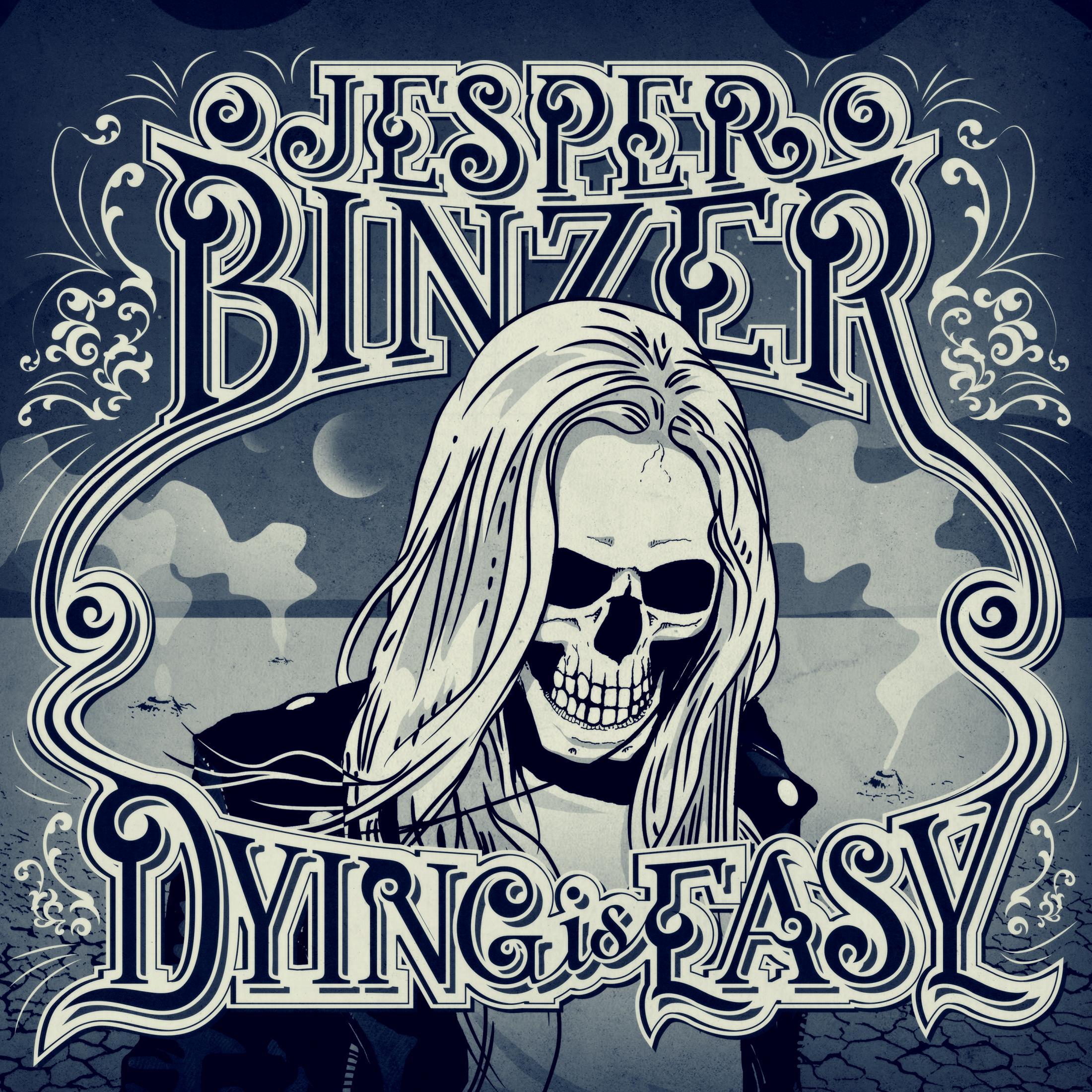 Dying is Easy - Jesper Binzer - Musik - WARN - 5054197864926 - 3/11-2017
