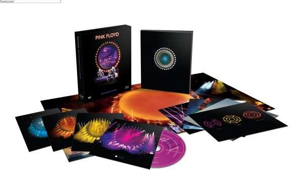 Delicate Sound of Thunder - Pink Floyd - Musik - WARNER - 0190295215927 - 20/11-2020