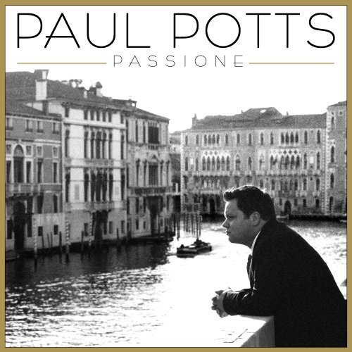 Passione - Paul Potts - Musik - POP - 0886974743927 - 4/7-2018