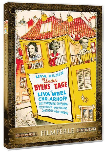 Under Byens Tage - Under Byens Tage - Film - SOUL MEDIA - 5709165304927 - 24/5-2016