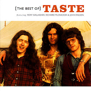 The Best Of - Taste Featuring Rory Gallagher - Musik - POLYDOR - 0731452199928 - 21/8-2000