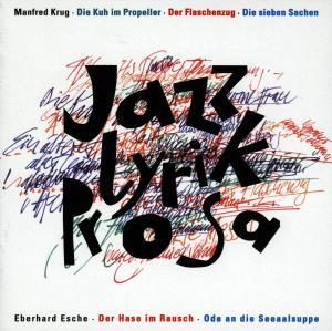 Jazz-lyrik-prosa - Manfred Krug - Musik - AMIGA - 0743213261928 - 30/10-1995