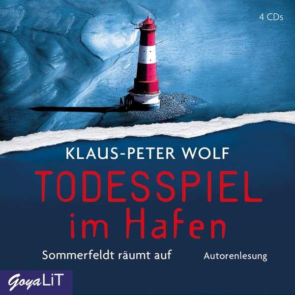 Todesspiel Im Hafen (3).sommerfeldt Räumt Auf - Klaus-peter Wolf - Musik - Hoanzl - 4012144397928 - 26/6-2019