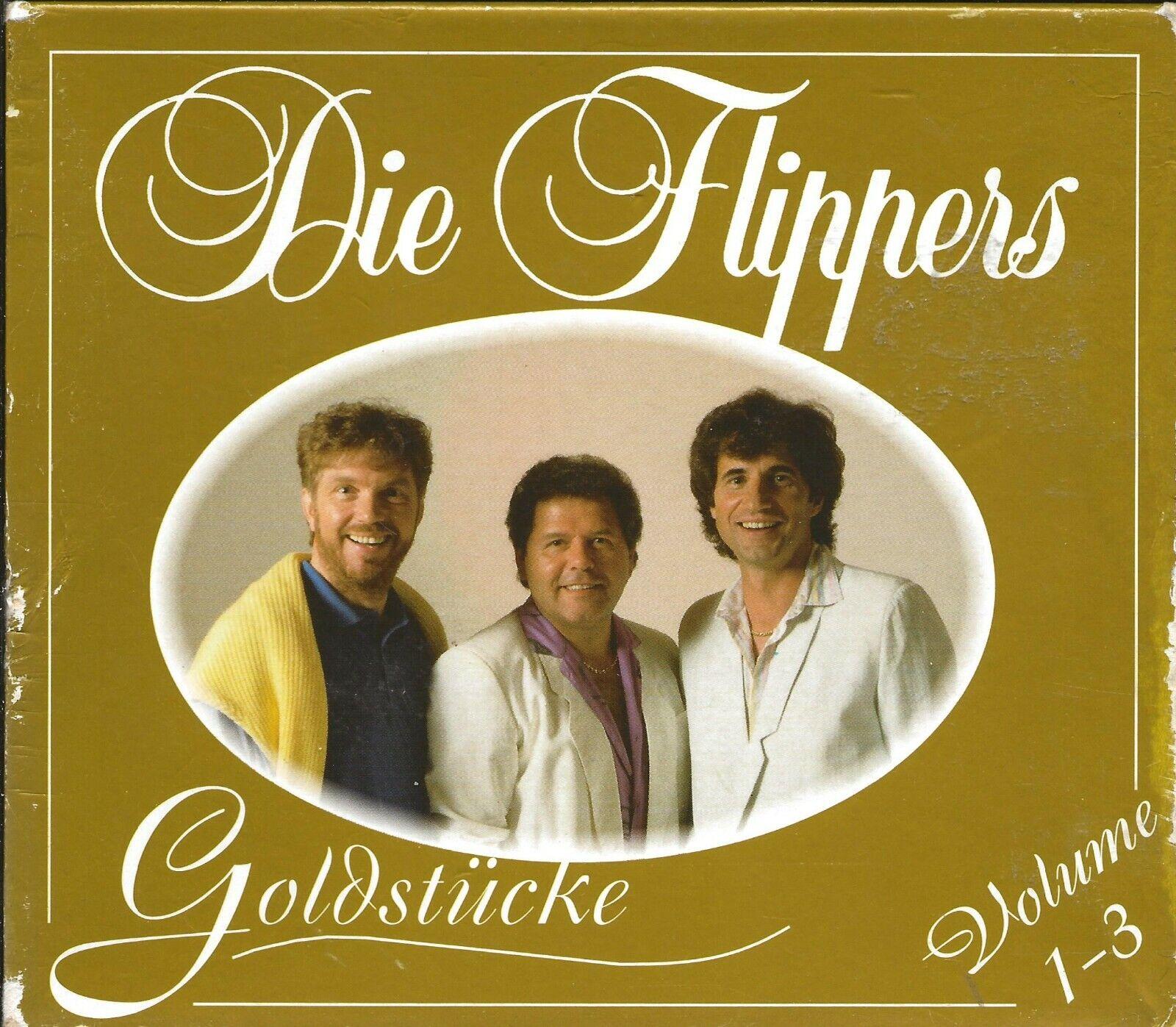 Goldstucke Vol.1-3 - Die Flippers - Musik - PINK - 4003099757929 - 23/3-2009