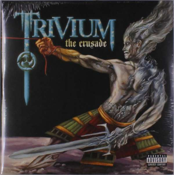Crusade - Trivium - Musik - ROADRUNNER - 0016861805937 - 6/12-2018
