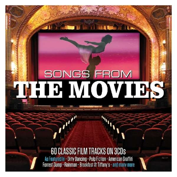 Songs from the Movies - V/A - Musik - NOT NOW - 5060432022938 - 28/2-2019