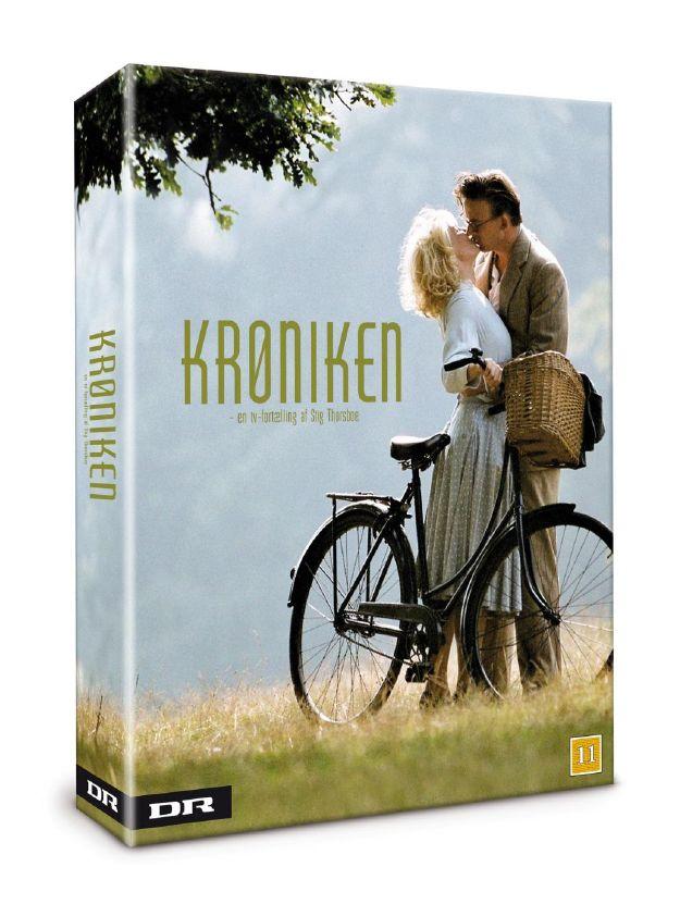 Krøniken - den Samlede DVD Boks - Boxset - Film - ArtPeople - 5707435602940 - 6/8-2012
