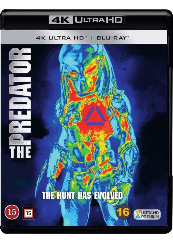 The Predator -  - Film -  - 7340112746940 - 31/1-2019