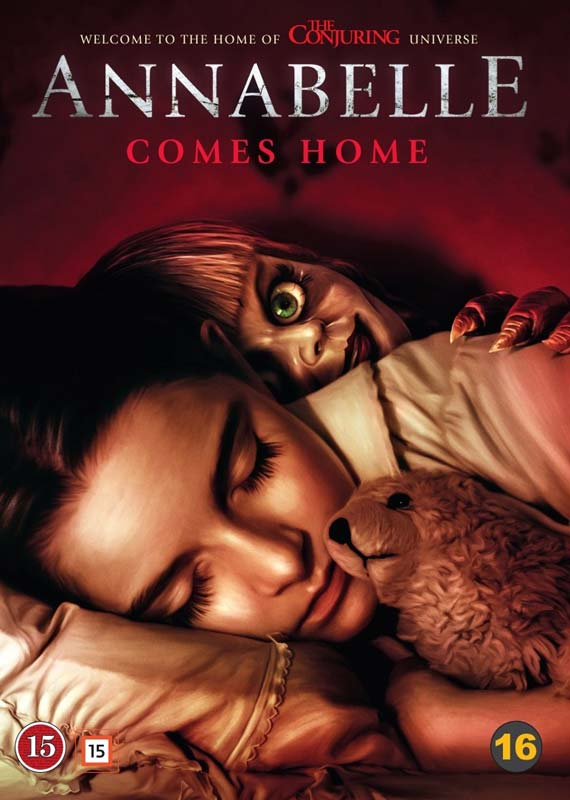 Annabelle Comes Home -  - Film -  - 7340112749941 - 11/11-2019