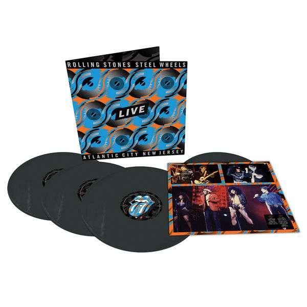 Steel Wheels Live - The Rolling Stones - Musik - UNIVERSAL - 0602508741944 - 25/9-2020