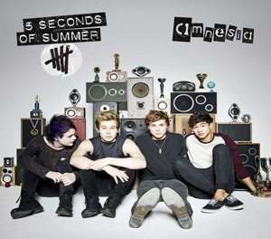5 Seconds Of Summer - Amnesia - Five Seconds of Summer - Musik - CAPITOL - 0602537985944 - 4/9-2014