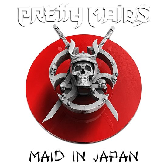 Maid in Japan - Future World Live (30th Anniversary) - Pretty Maids - Musik - FRONTIERS - 8024391102947 - 22/5-2020