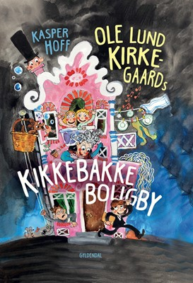 Julebøger: Ole Lund Kirkegaards Kikkebakke Boligby - Kasper Hoff - Bøger - Gyldendal - 9788702279948 - 24/10-2019