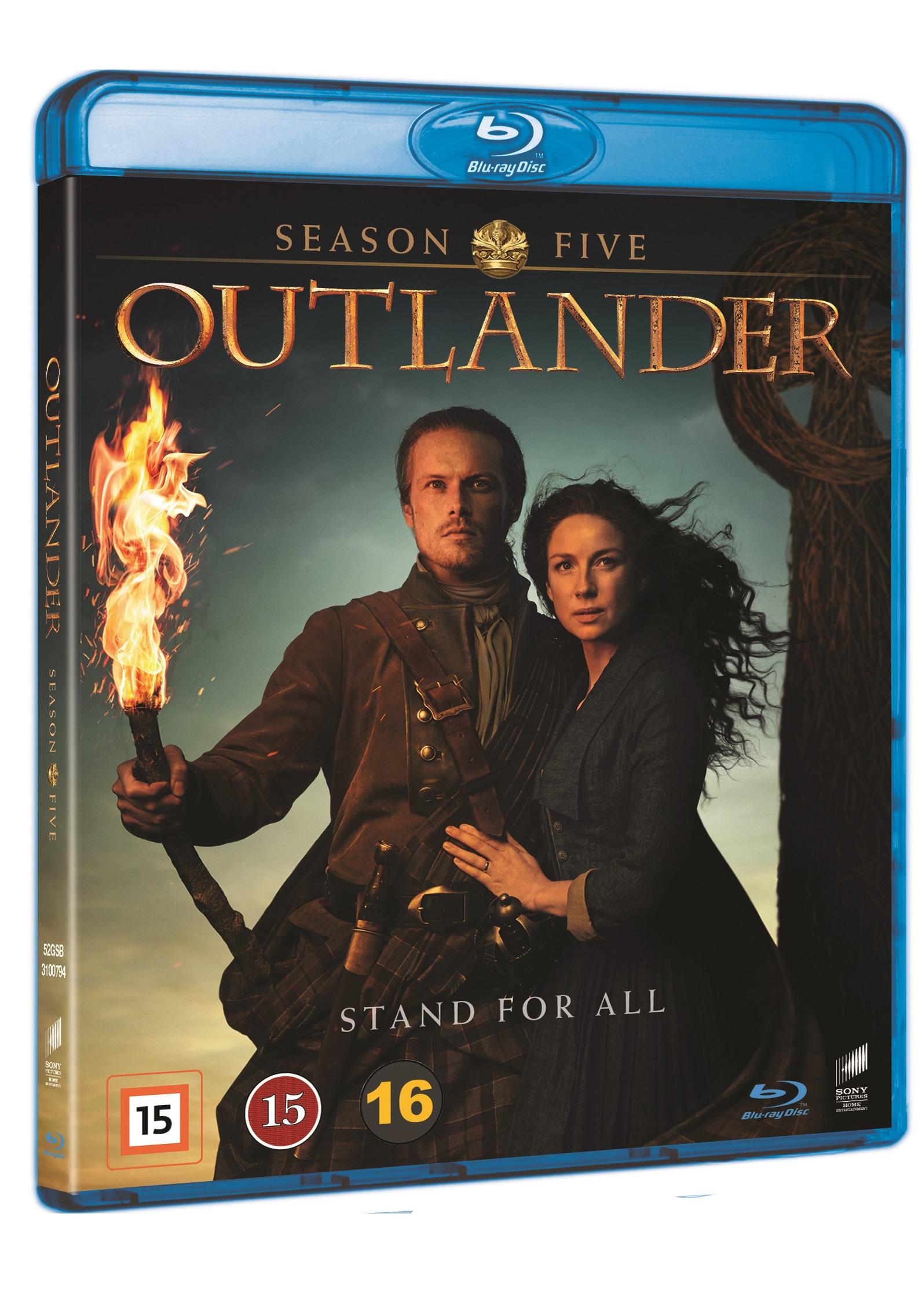 Outlander - Season 5 - Outlander - Film -  - 7330031007949 - 21/9-2020