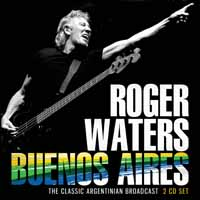 Buenos Aires - Roger Waters - Musik - ICONOGRAPH - 0823564030951 - 6/9-2019