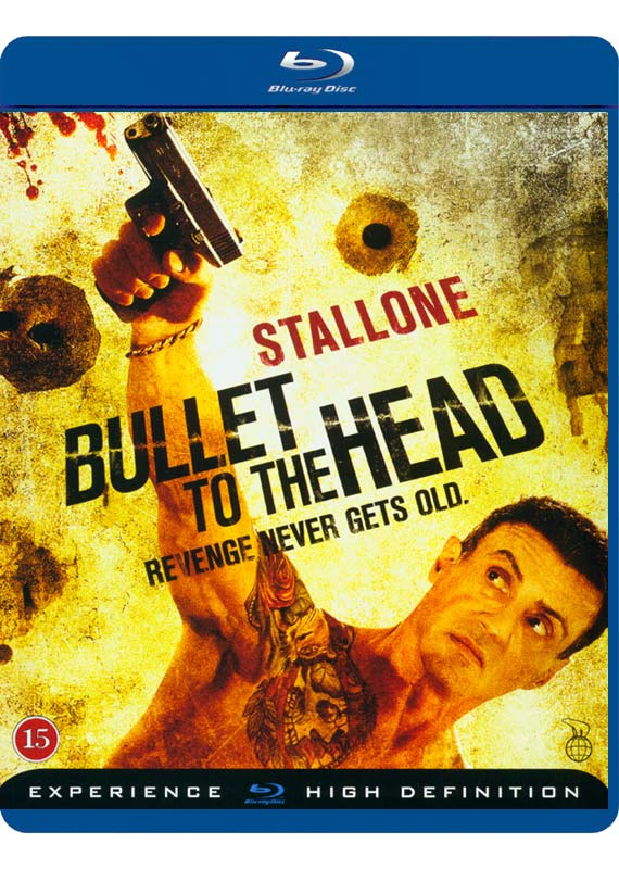 Bullet to the Head -  - Film -  - 5708758724951 - 27/9-2019