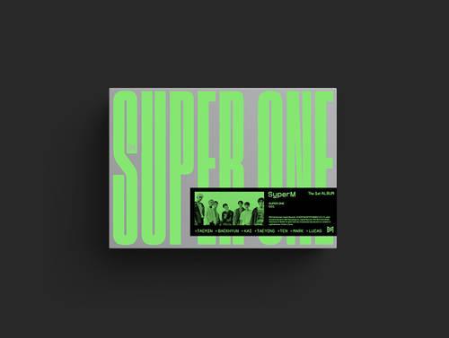 Super One - 1st Album (One Ver.) - Superm - Musik -  - 8809718447952 - 25/9-2020