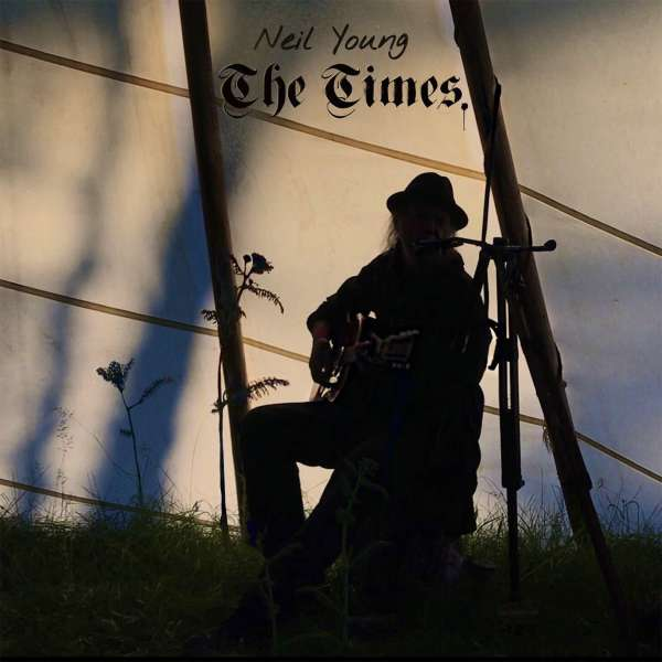 The Times - Neil Young - Musik - WARNER RECORDS - 0093624888956 - 18/9-2020