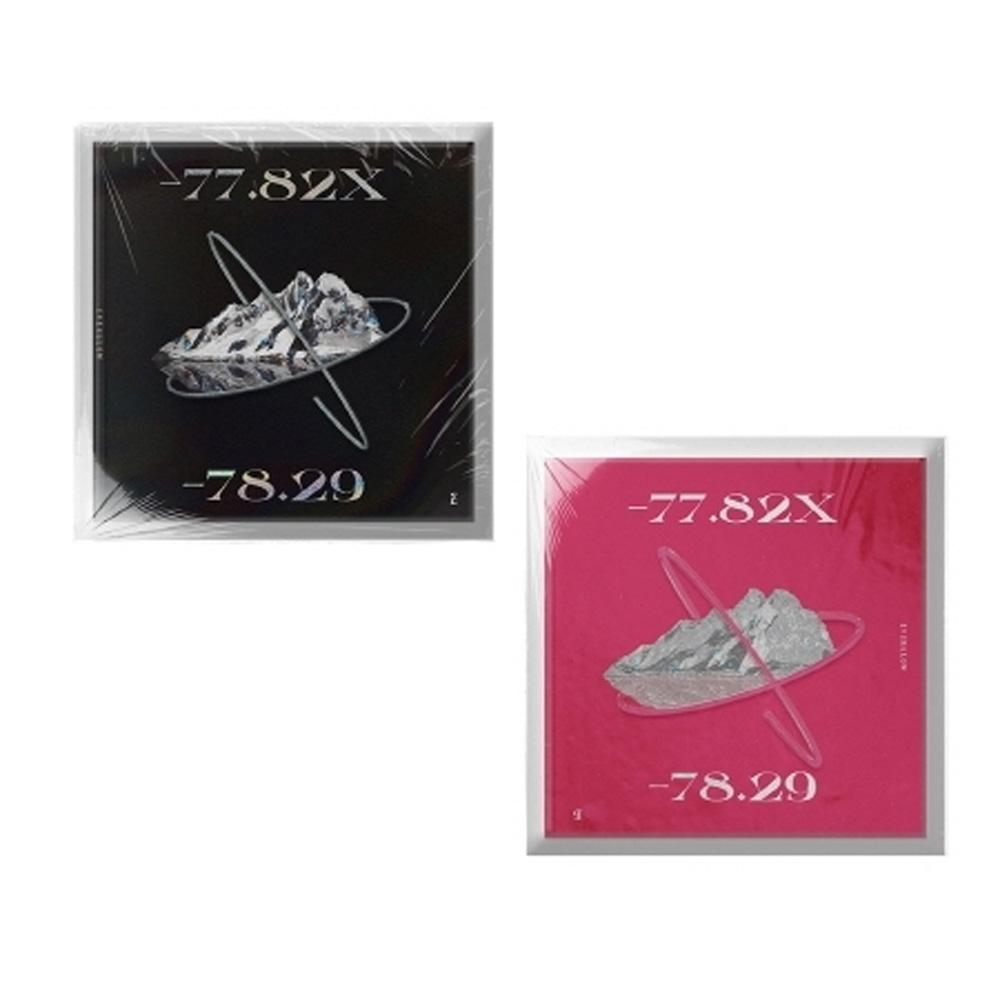 2nd Mini Album: -77.82x-78.29 - Everglow - Musik - YUE HUA - 8809704419956 - 2/10-2020