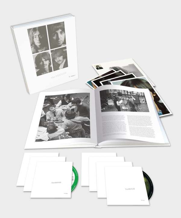 The Beatles (The White Album) - 50th Anniversary Edition - The Beatles - Musik - APPLE - 0602567571957 - 9/11-2018