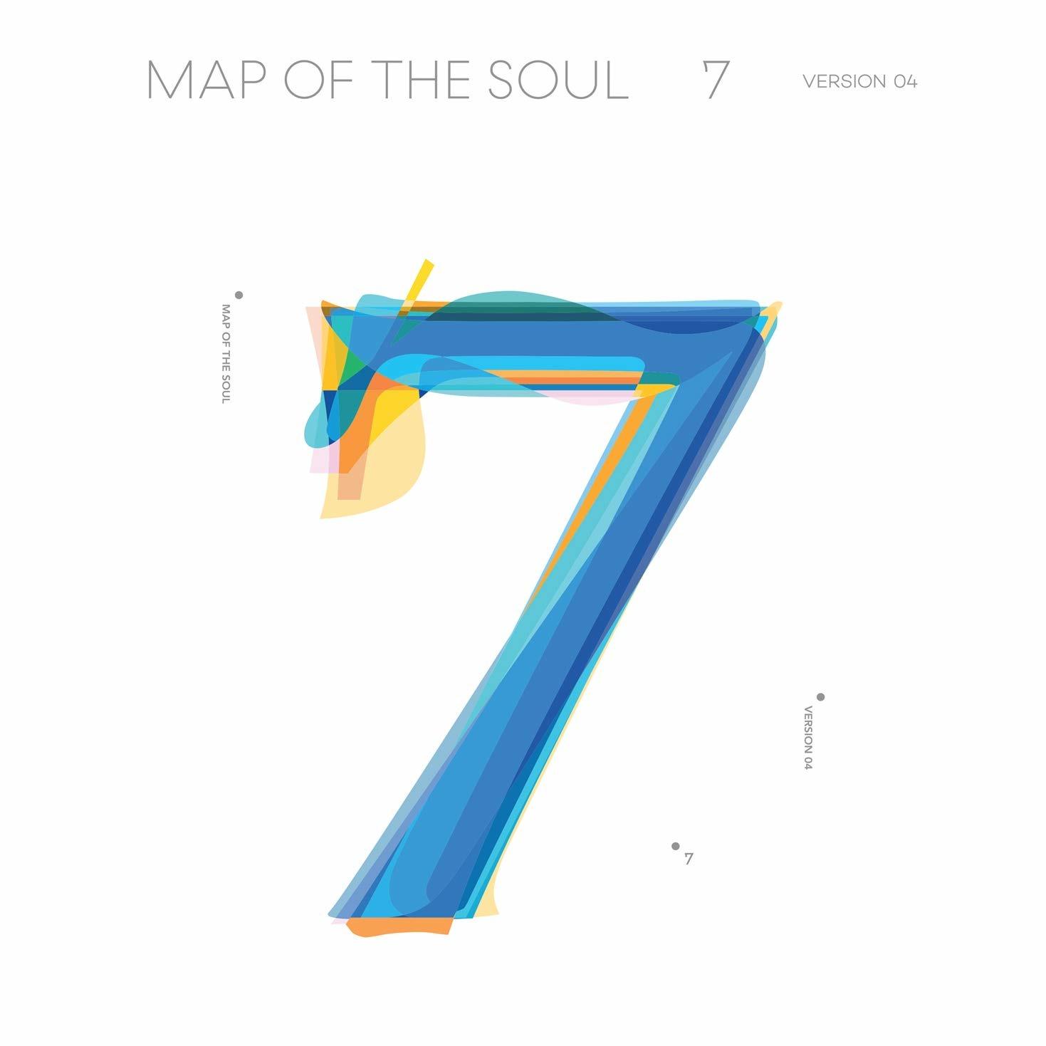 Bts-Map Of The Soul 7 (Version 4) - Bts-Map Of The Soul 7 (Version 4) - Musik - BIGHIT ENTERTAINMENT - 0194491757960 - 1970