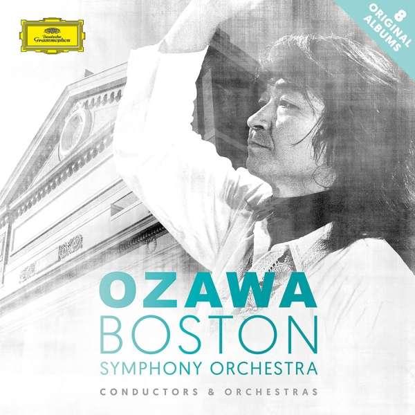 Seiji Ozawa and Boston Symphony Orchestra - Ozawa, Seiji & Boston Orchestra - Musik - DEUTSCHE GRAMMOPHON - 0028948354962 - 6/9-2018
