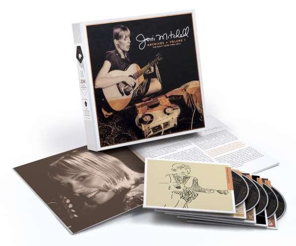 Joni Mitchell Archives Vol.1 - Joni Mitchell - Musik - RHINO - 0603497849963 - 30/10-2020
