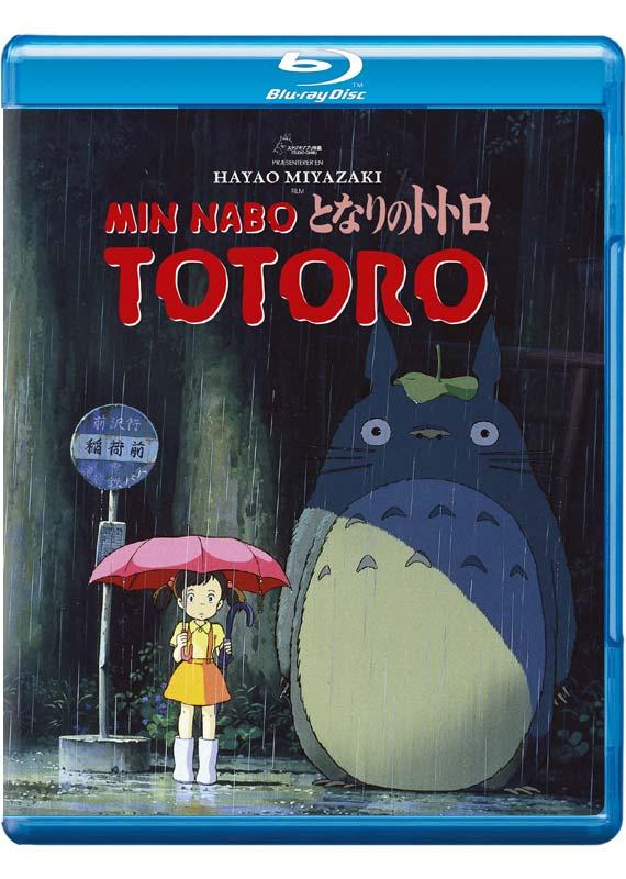 Min Nabo Totoro - Hayao Miyazaki - Film - AWE - 5705535057967 - 12/1-2017