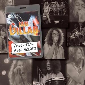 Access All Areas - Ian Gillan - Musik - EDSEL - 5014797891968 - 16/3-2015