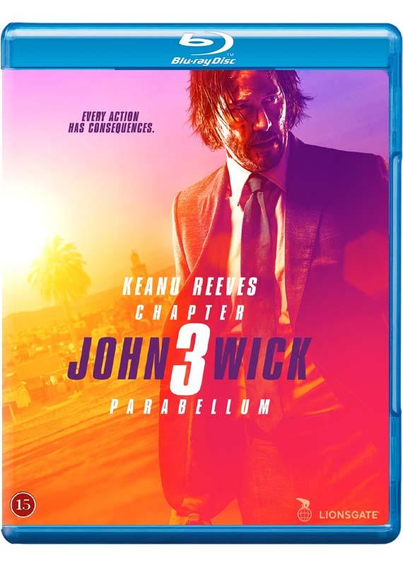 Parabellum - John Wick 3 - Film -  - 7332421064969 - 3/10-2019