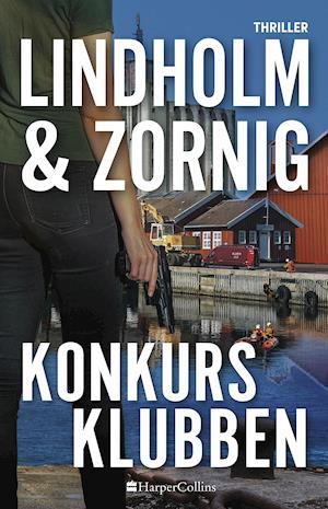 Tessa og Adam bind 3: Konkursklubben - Mikael Lindholm og Lisbeth Zornig - Bøger - HarperCollins - 9788771917970 - 23/11-2020
