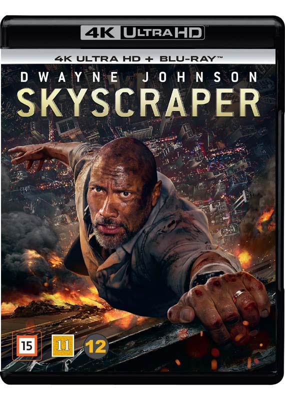 Skyscraper -  - Film -  - 5053083168971 - 15/11-2018