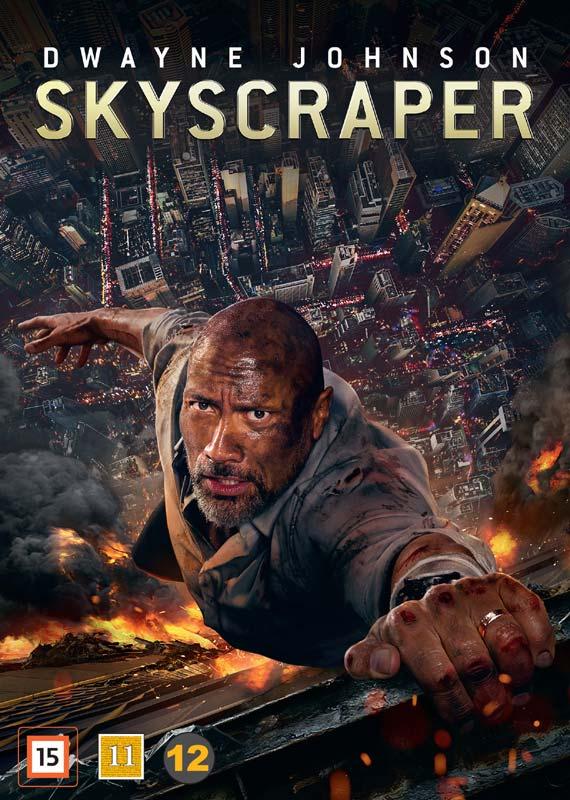 Skyscraper -  - Film -  - 5053083164973 - 15/11-2018