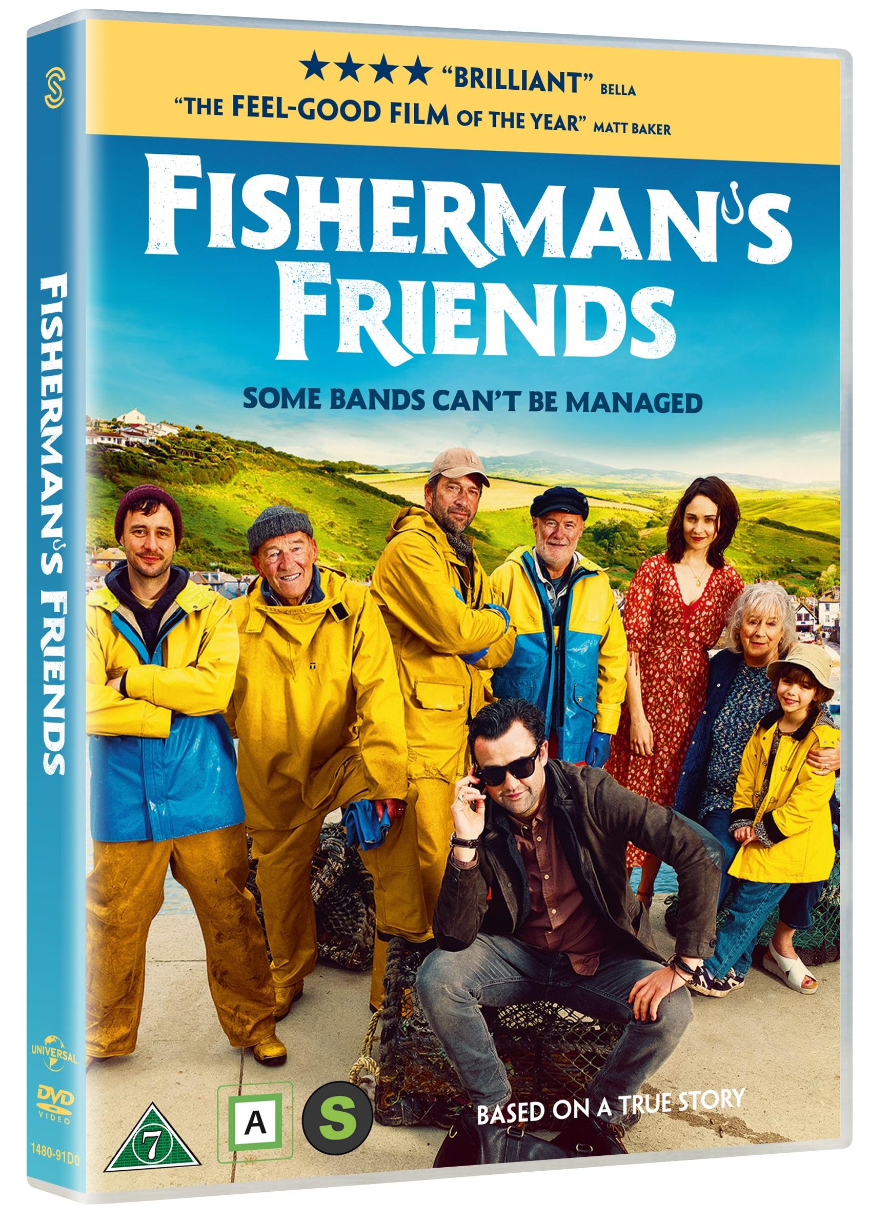 Fisherman's Friends -  - Film -  - 5706169001975 - 12/12-2019