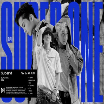 Super One - 1st album (Unit B Ver. Lucas) - Superm - Musik -  - 8809718447976 - 25/9-2020