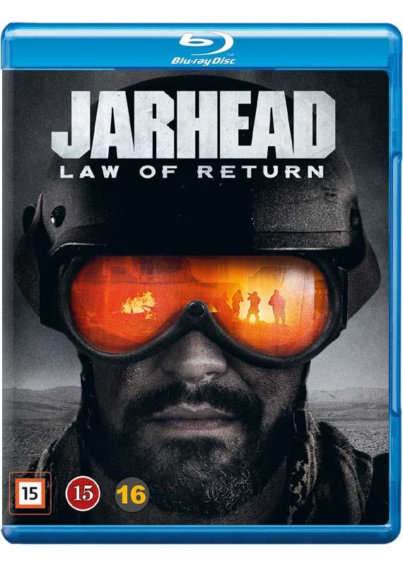 Jarhead: Law of Return - Jarhead - Film -  - 5053083195977 - 19/12-2019