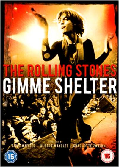 Gimme Shelter - The Rolling Stones - Film - WARNER HOME VIDEO - 7321900755979 - 6/5-2020