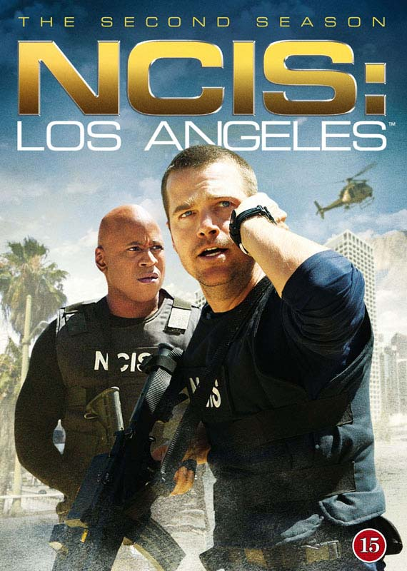 NCIS: Los Angeles - Sæson 2 -  - Film -  - 7332431036987 - 13/3-2012
