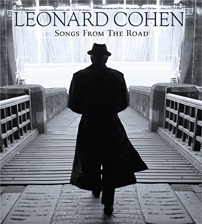 Songs from the Road - Leonard Cohen - Film - Sony Owned - 0886977590993 - 13/9-2010